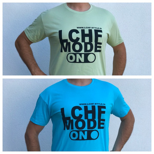 T-shirt moška ''LCHF Mode ON''